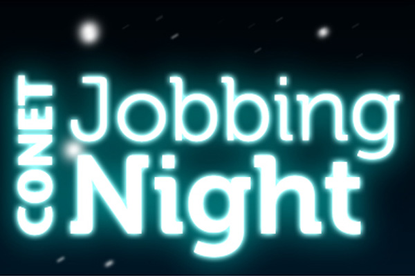 Logo: CONET Jobbing Night