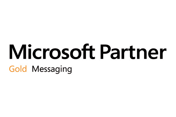 Logo: Microsoft Partner Gold Messaging