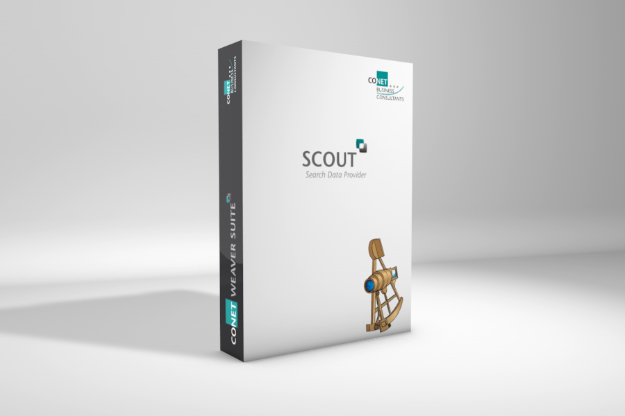 Image: Product Package CONET Weaver Suite SCOUT