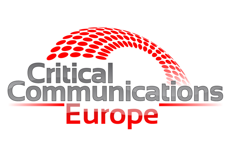 Logo: Critical Communications Europe Bildquelle: IIR