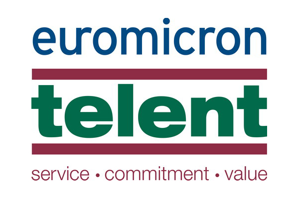 Logo: telent GmbH - a company of euromicron group - Partner of CONET UC Radio Suite