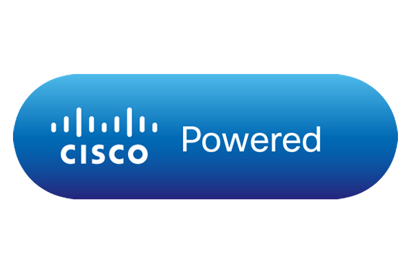 Logo: CONET UC Radio Suite is Cisco Powered