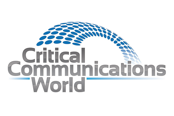 Logo: Critical Communications World - image by IIR
