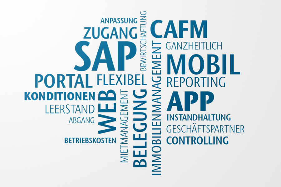 Bild: Tag Cloud Real Estate