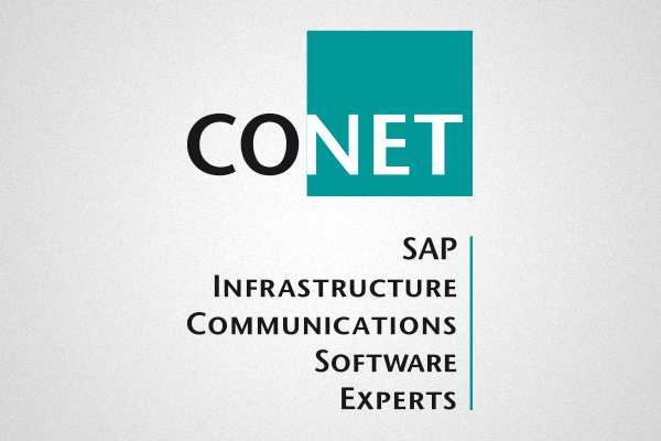 CONET: SAP, Infrastructure, Communications, Software und Experts