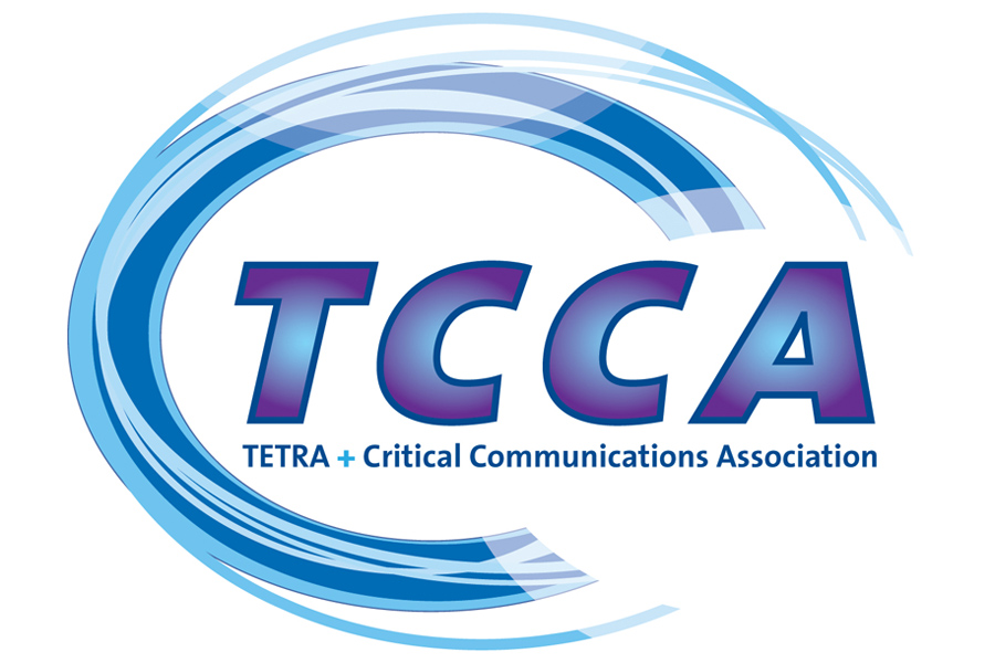 Logo: TCCA - TETRA + Critical Communications Association