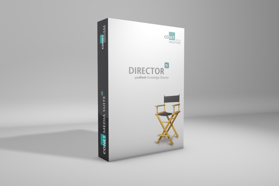Image: Product Package DIRECTOR