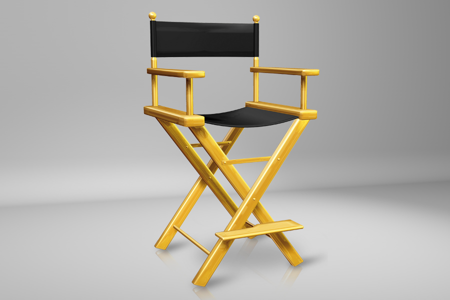 Image: CONET Media Suite Directors Chair