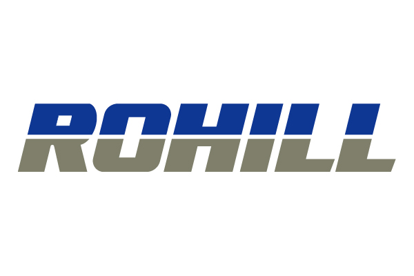 Logo: Rohill, The Netherlands - Partner of CONET UC Radio Suite