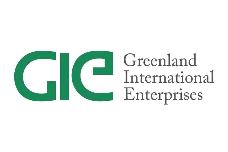 Logo Greenland International Enterprises - Partner of CONET UCRS