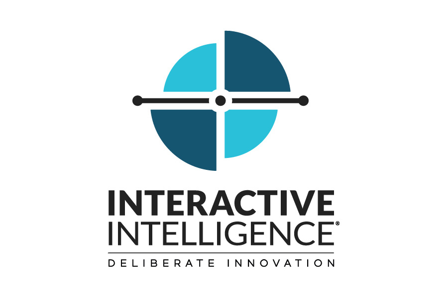 Logo Interactive Intelligence - Deliberate Innovation