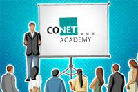 Bild: CONET, Seminar, Academy, Vortrag