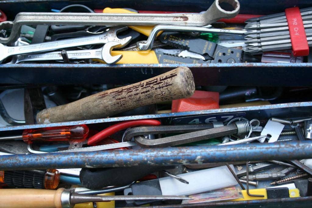 Bild: CONET, Toolbox, Werkzeug