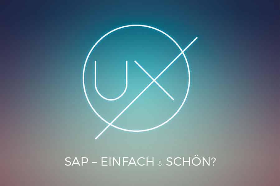 Bild: CONET, SAP, Web-UX