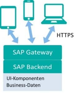 Abbildung 1: Embedded Deployment
