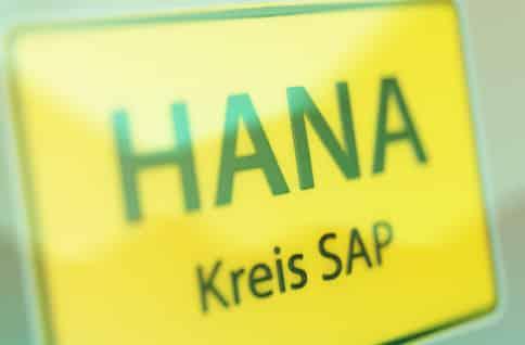 Bild: CONET, SAP HANA, Sap S/4 HANA, SAP Fiori