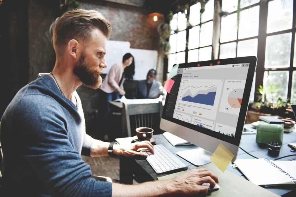 Bild: Business Team Collaboration Tools Office 365-Gruppen