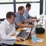 Volle Konzentration bei den SAP-Entwicklern