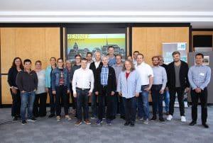 "Experten vereint: Die Teilnehmer des SAP CodeJams ""ABAP for SAP HANA Fundamentals"""