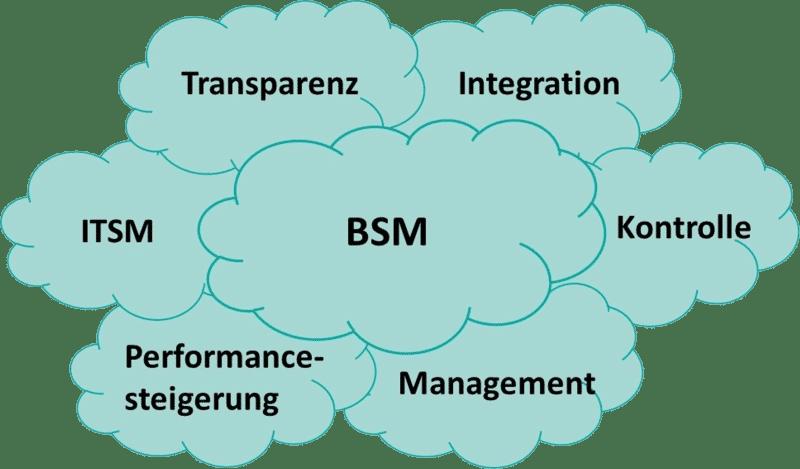 BSM, Business Service Management in der Prozessberatung