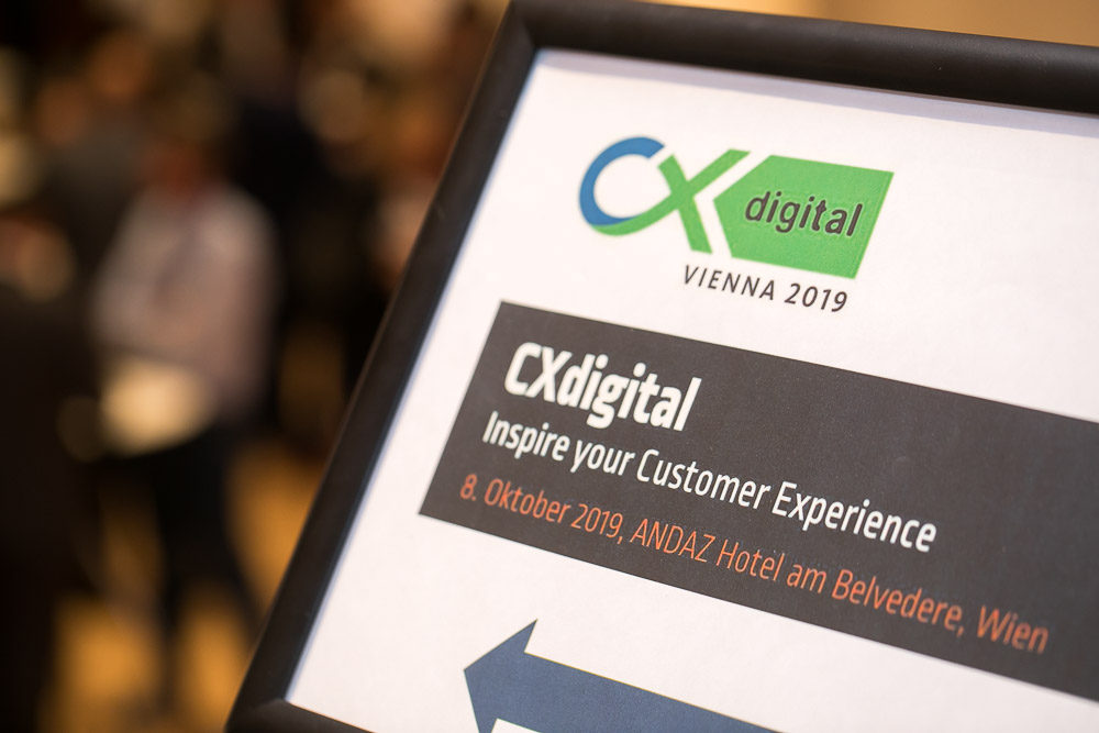 Willkommen zur CXdigital - Quelle: (c) callcenterforum.at