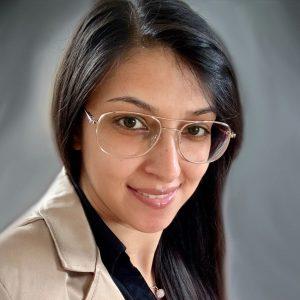 Bild: Profilbild von Zahra Raza